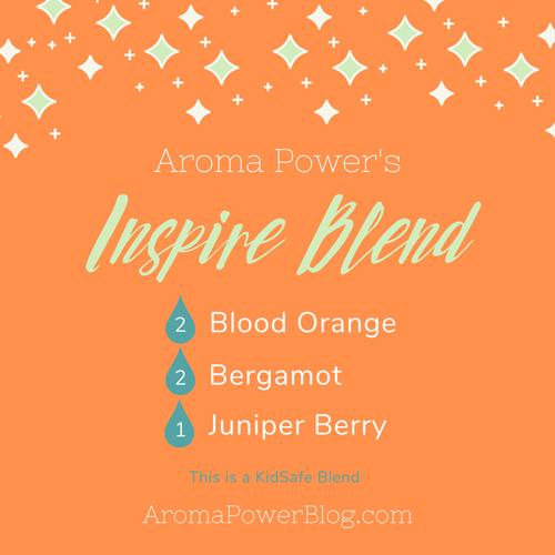 Inspire Blend Infograph 500